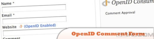 openid-comments-from wordpress jquery plugin